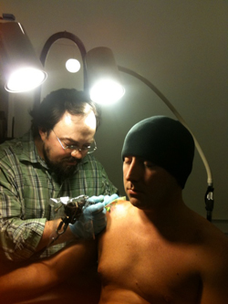 NYARTMAN tattooing